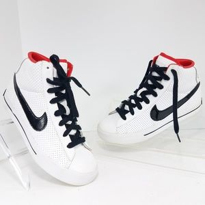 Nike Sweet Classic High Gs/Ps Kids White/Blk/Red
